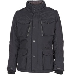 material Men Parkas Schott FIELD Black