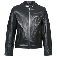material Men Leather jackets / Imitation le Schott LC 940 D Black