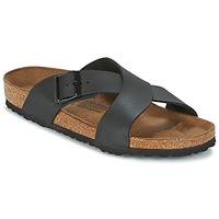 Shoes Men Mules Birkenstock TUNIS Black