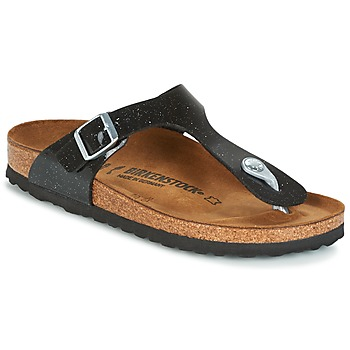 Shoes Children Flip flops Birkenstock GIZEH Black