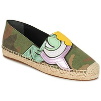 Shoes Women Espadrilles Marc Jacobs SIENNA KAKI