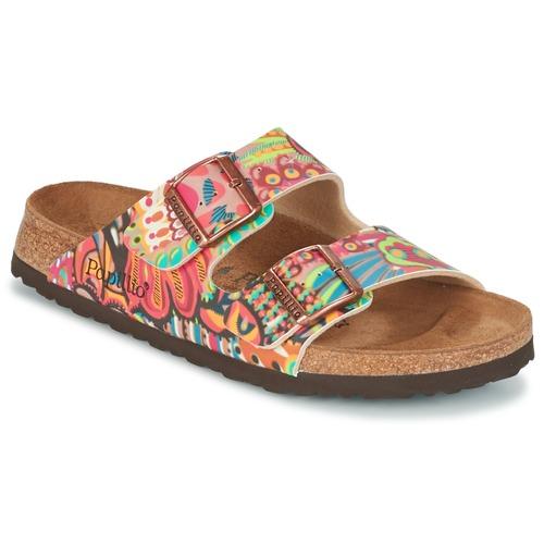 Shoes Women Mules Papillio ARIZONA Multicoloured