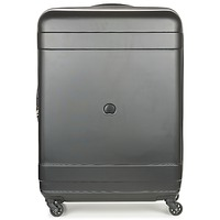 Bags Hard Suitcases Delsey INDISCRETE HARD 4R 76CM Black