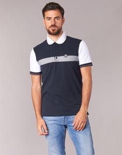 material Men short-sleeved polo shirts Emporio Armani EA7 TENNIS CLASSIC