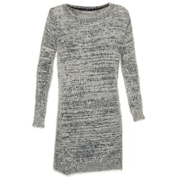 material Women Short Dresses Noisy May ALLY Grey