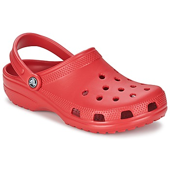 Shoes Clogs Crocs CLASSIC  Red