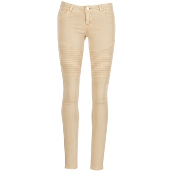 material Women 5-pocket trousers Noisy May EVE BEIGE