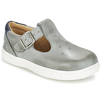 Shoes Boy Sandals Citrouille et Compagnie GALCO Grey