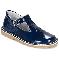 Shoes Girl Ballerinas Citrouille et Compagnie GARENIA Blue