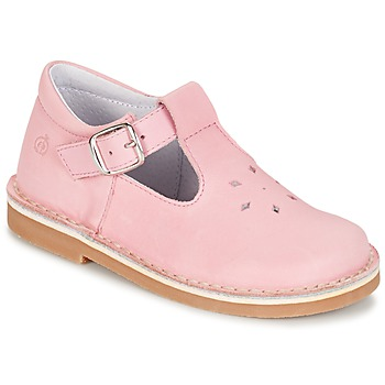 Shoes Girl Ballerinas Citrouille et Compagnie GARENIA Pink