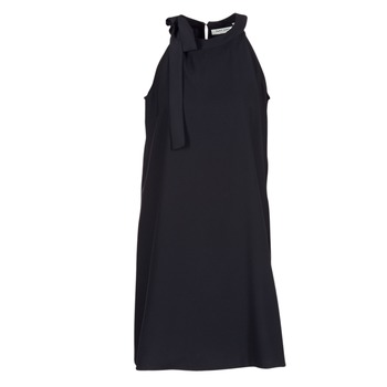 material Women Short Dresses Naf Naf LOISEL Black