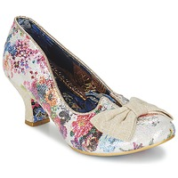 Shoes Women Court shoes Irregular Choice DAZZLE RAZZLE White
