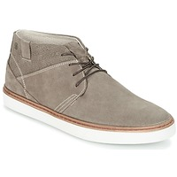Shoes Men Mid boots Casual Attitude GEROM Taupe