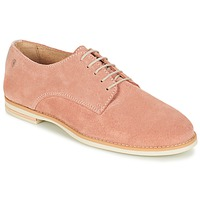 Shoes Women Derby shoes Casual Attitude G.FOLI Pink