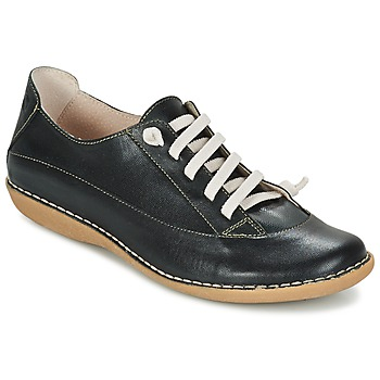 Shoes Women Derby shoes Casual Attitude GERALD Black