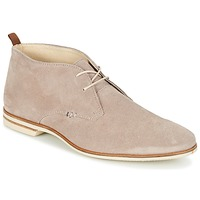 Shoes Men Mid boots Casual Attitude GIUME Taupe
