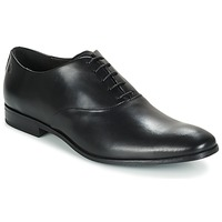 Shoes Men Brogue shoes Carlington GENIOU Black