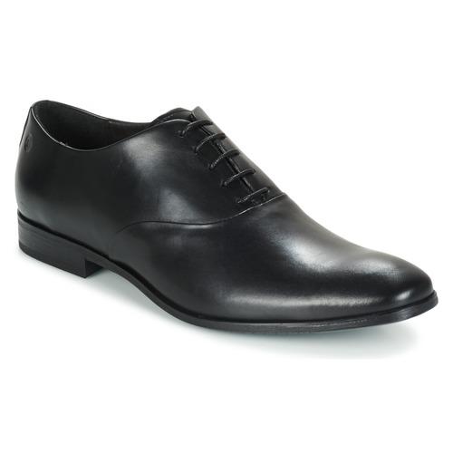 Shoes Men Brogue shoes Carlington GACO Black