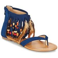 Shoes Women Sandals Moony Mood GETOULA Blue