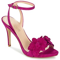 Shoes Women Sandals Fericelli GLAM Violet