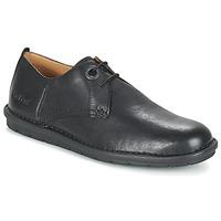 Shoes Men Derby shoes Kickers VIKANG Black