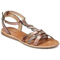 Shoes Women Sandals Les Tropéziennes par M Belarbi HAMS BRONZE