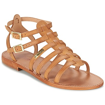 Shoes Women Sandals Les Tropéziennes par M Belarbi HICARE Brown