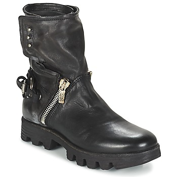 Shoes Women Mid boots Airstep / A.S.98 BREAK Black