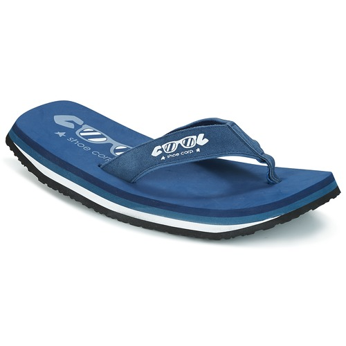 Shoes Men Sliders Cool shoe ORIGINAL Blue