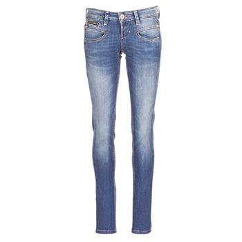 material Women slim jeans Freeman T.Porter ALEXA SLIM SDM Blue / Medium