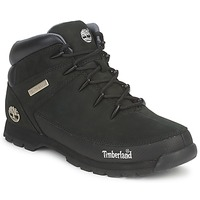 Shoes Men Mid boots Timberland EURO SPRINT HIKER Black