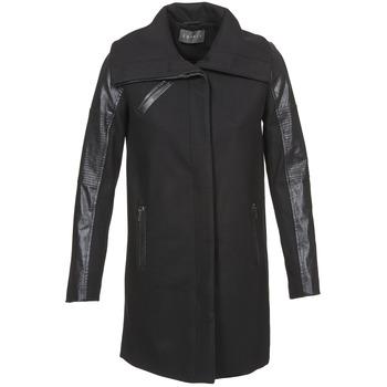 material Women coats Esprit BATES Black