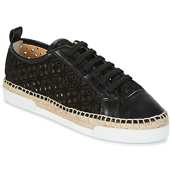 Shoes Women Low top trainers Sonia Rykiel 622348 Black