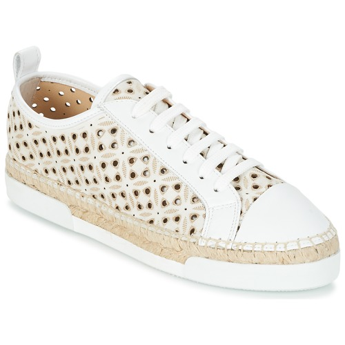 New Sonia Rykiel 622348 White Trainers for Women On Sale