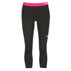 material Women leggings Nike NP CL CAPRI Black / Pink