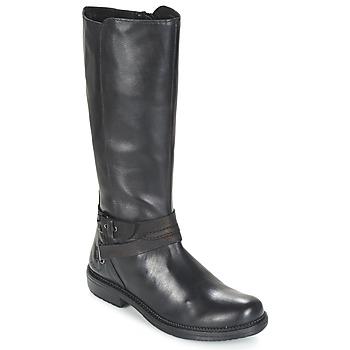 Shoes Women Mid boots Kickers MOTCAST Black