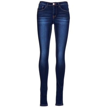 material Women slim jeans Only ULTIMATE Blue / Dark