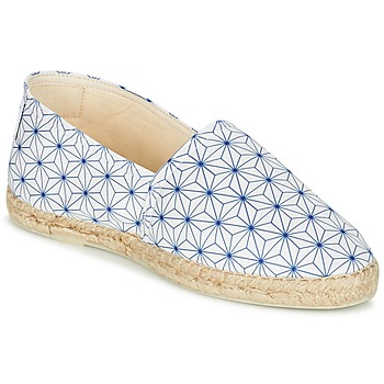 Shoes Women Espadrilles Maiett ASANOHA Blue / White