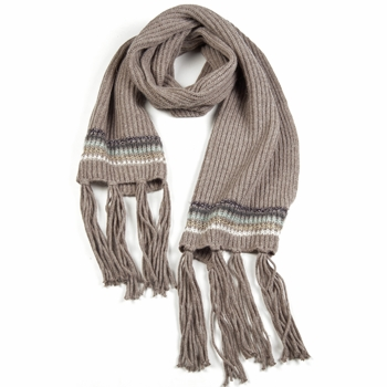 Clothes accessories Women Scarves Essentiel ZALEDA Grey