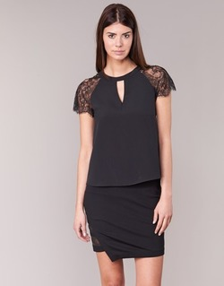material Women Blouses Morgan OMA Black