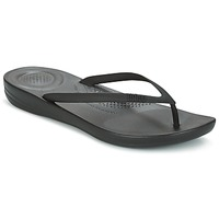 Shoes Women Flip flops FitFlop IQUSHION ERGONOMIC FLIP FLOP All /  black