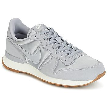 Shoes Women Low top trainers Nike INTERNATIONALIST W Grey