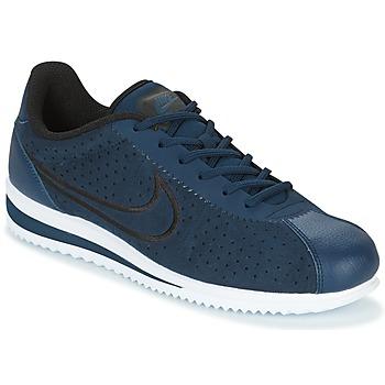 Shoes Men Low top trainers Nike CORTEZ ULTRA MOIRE 2 Blue / Black