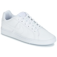Shoes Children Low top trainers Nike COURT ROYALE GRADE SCHOOL White