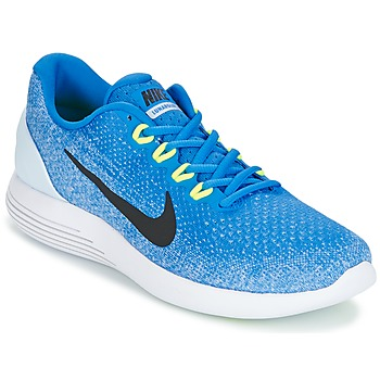 Shoes Men Running shoes Nike LUNARGLIDE 9 Blue