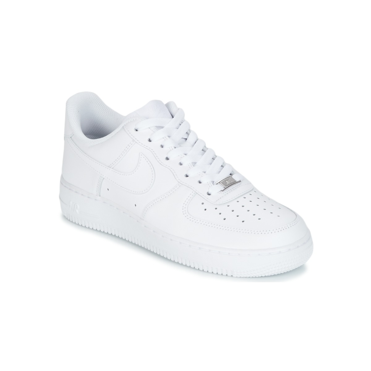 b31fb82d8 Nike AIR FORCE 1 07 White - Free delivery | Spartoo NET ! - Shoes ...