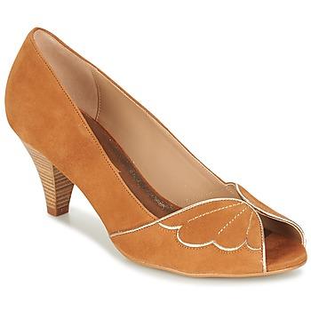 Shoes Women Court shoes Bocage DAPHNE COGNAC