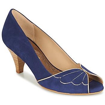 Shoes Women Court shoes Bocage DAPHNE MARINE