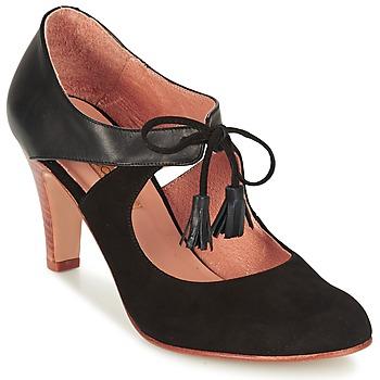Shoes Women Court shoes Bocage GENO Black