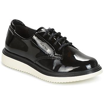 Shoes Girl Derby shoes Geox J THYMAR G. B Black